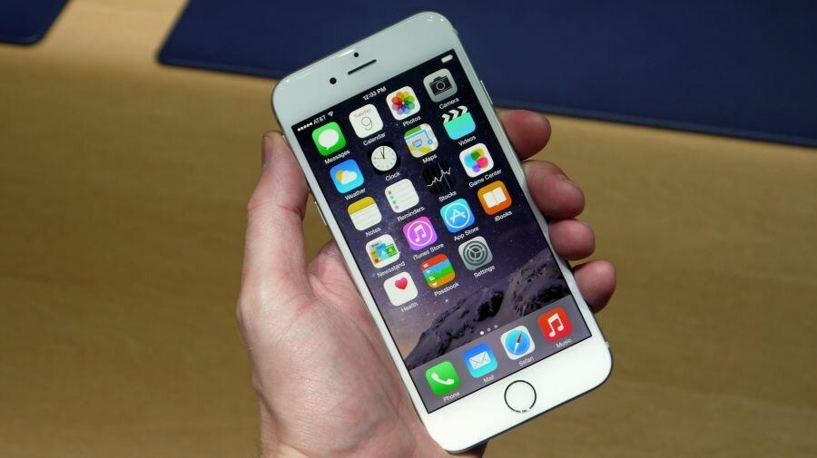 iPhone 6 Обзор Новый Смартфон от Apple Официально Представлен