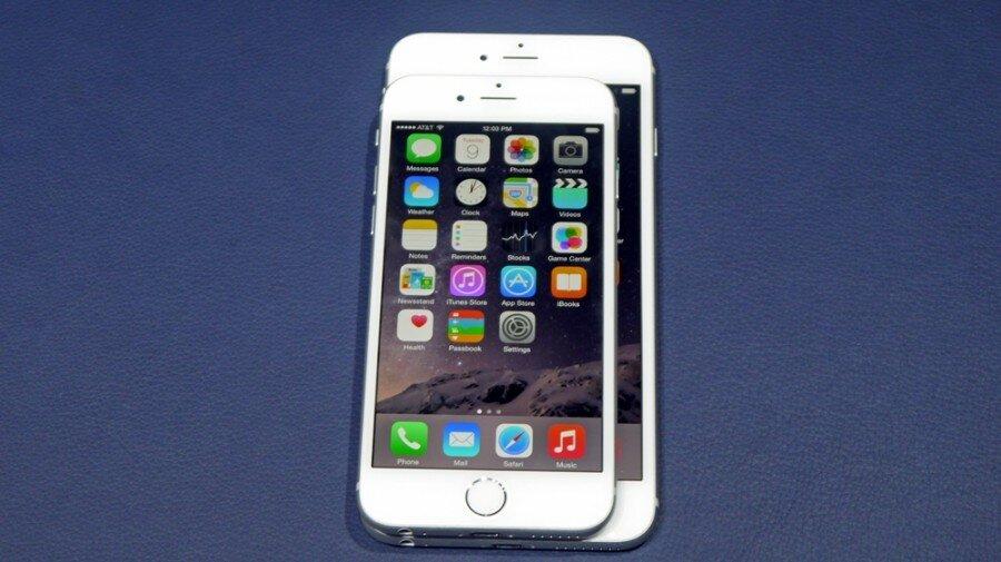 смартфон iPhone 6 Обзор