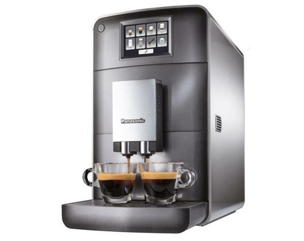 кофеварка Panasonic NC-ZA1