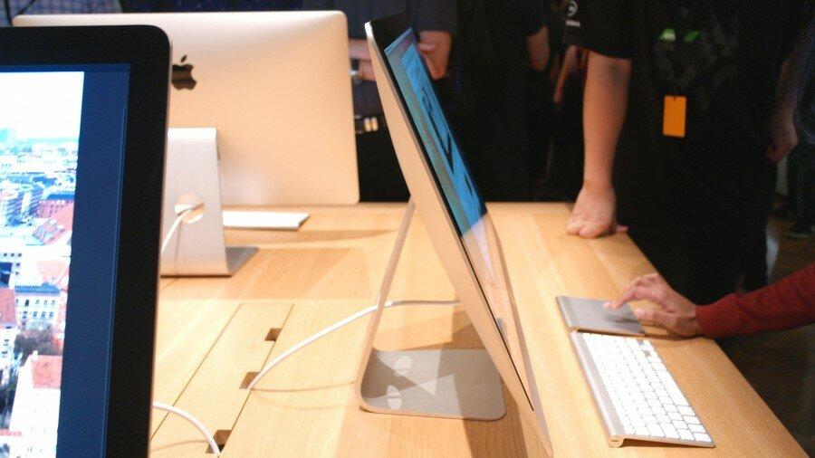 iMac с Retina 5K дисплеем Обзор