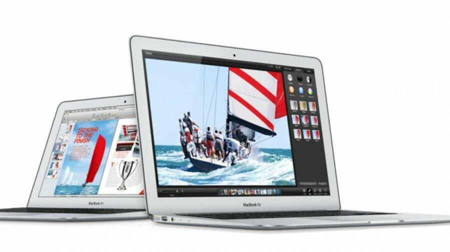 Улучшения в процессорах Intel добавляет мощности для работы с Retina дисплеями MacBook Air