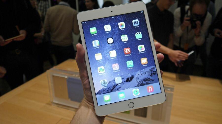 iPad mini 3 Обзор