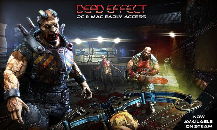 Dead Effect (бесплатно)