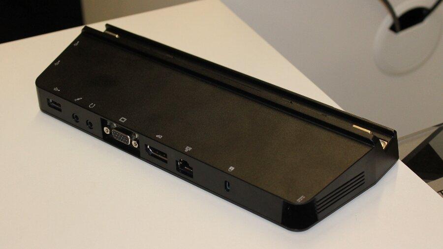 Fujitsu Stylistic Q555 док-станция