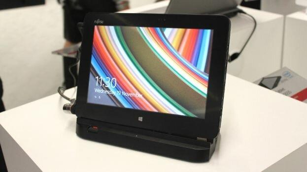 Fujitsu Stylistic Q555 отзывы