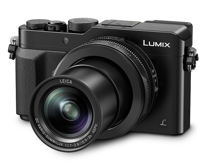 Panasonix Lumix DMC-LX100 Обзор