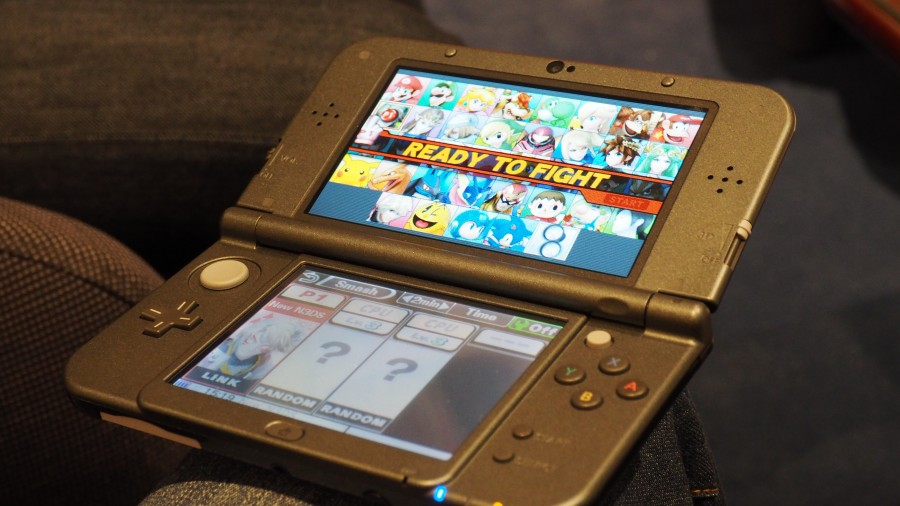 Nintendo 3DS XL (2014) Обзор