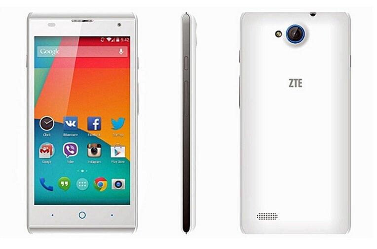 смартфон ZTE Kis 3 Max Обзор