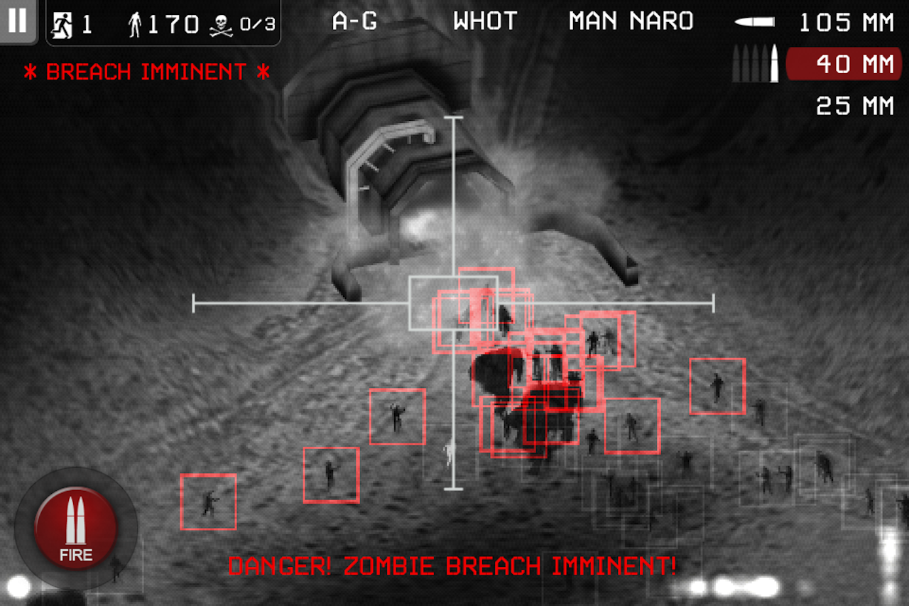 Zombie Gunship (бесплатно)