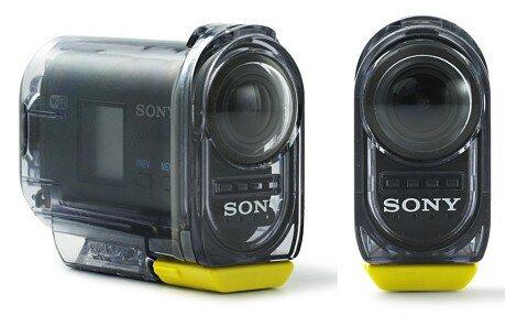 Лучшая Экшн Камера 2014 Года Sony HDR AS15