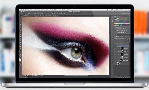 MacBook Pro графика