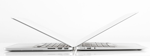 MacBook Pro против MacBook Air