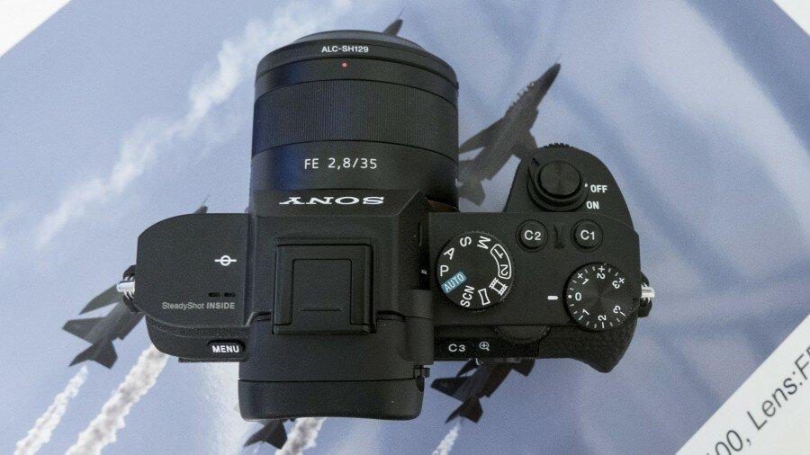 Sony a7 II отзывы