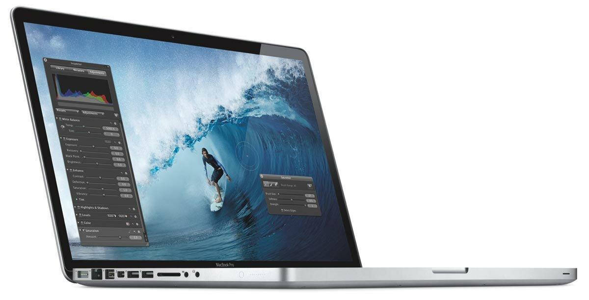 Ноутбук MacBook Pro с 15-дюймовым экраном Retina
