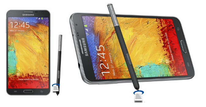 Смартфон на 2 Симки Galaxy Note 3 Neo LTE N7505