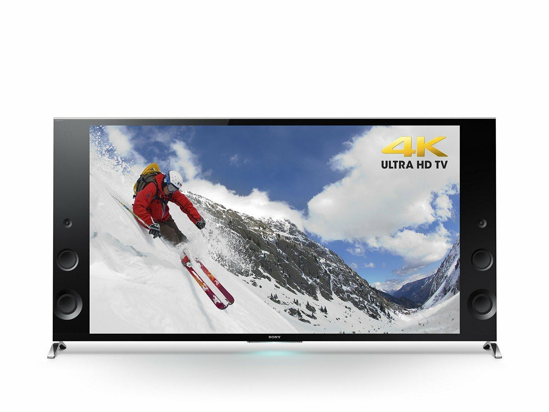 Телевизор Sony XBR-65X900B 3D LCD Ultra HDTV (65-дюймов)
