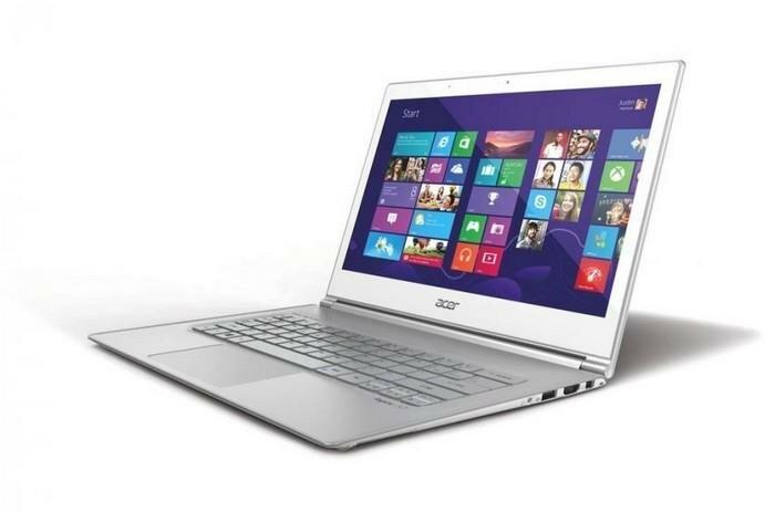 Ультрабук Acer Aspire S7