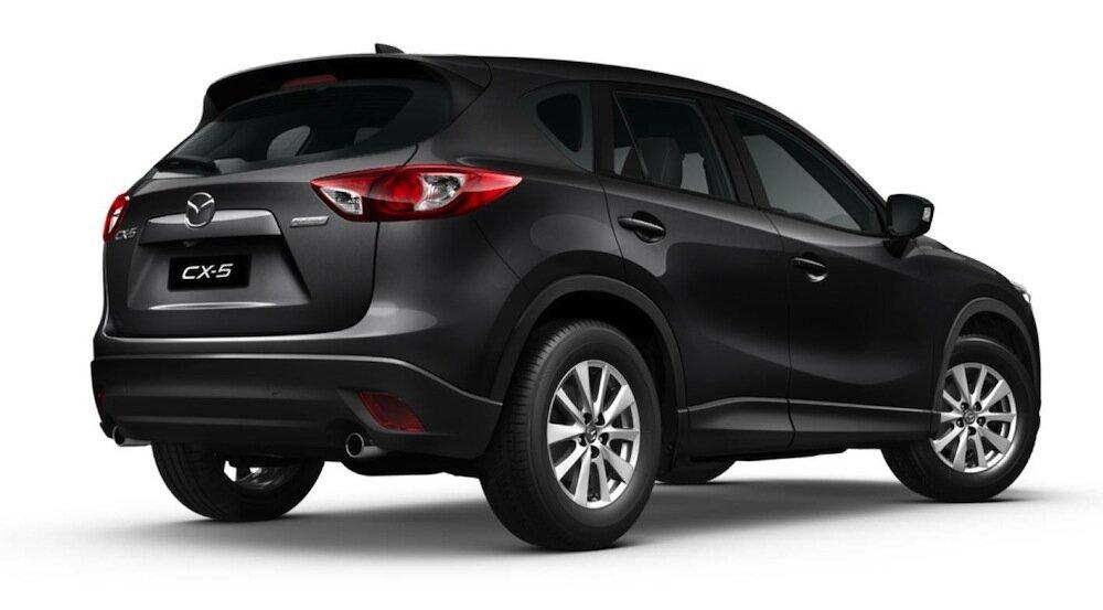 Внедорожник Mazda CX 5 2015