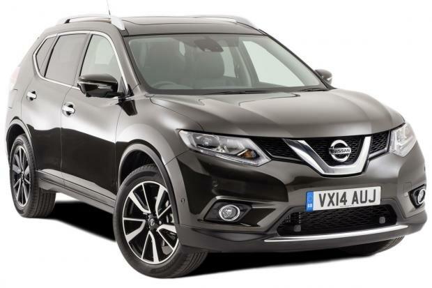 Внедорожник Nissan X-Trail 2015