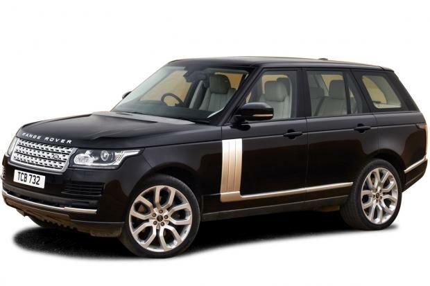 Внедорожник Range Rover 2015