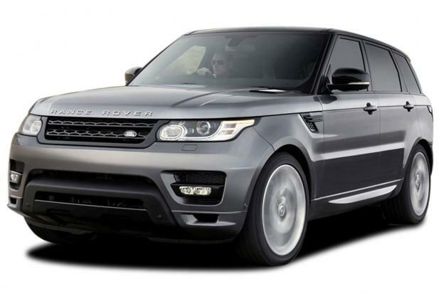 Внедорожник Range Rover Sport 2015