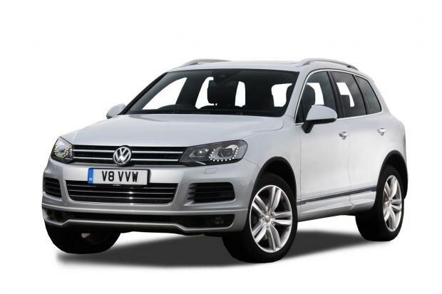 Внедорожник Volkswagen Touareg 2015