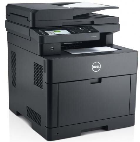 принтер Dell H825cdw
