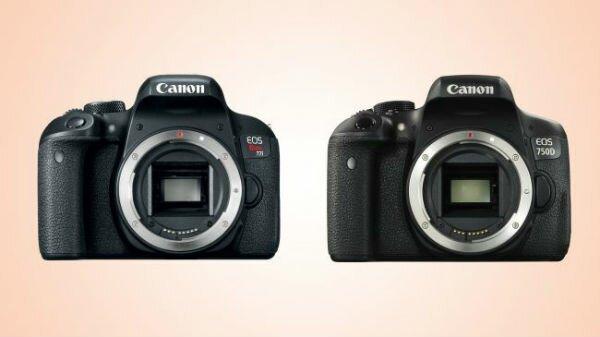 Canon EOS 800D или 750D