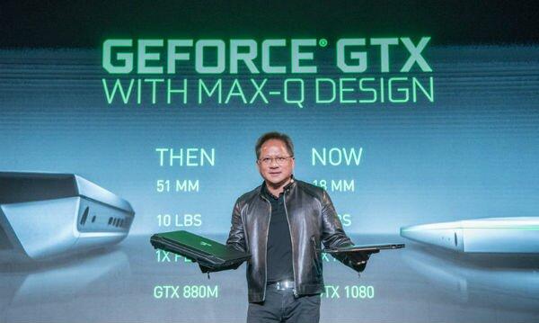 Max-Q Что Это? Nvidia Представила Новую Технологию