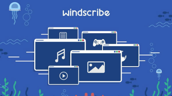 VPN сервис Windscribe