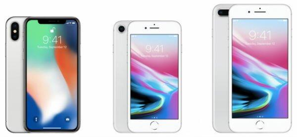 iPhone 8 или iPhone X: Сравнение, Характеристики